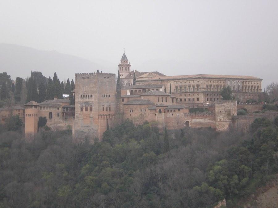 El arte Nazari granadino, la Alhambra