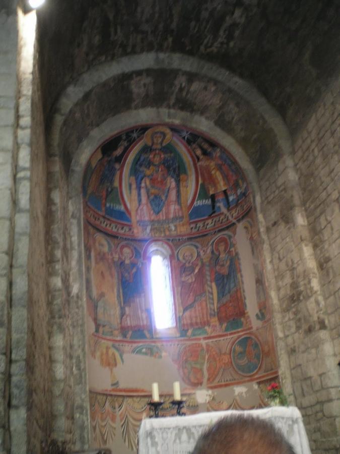 Pinturas románicas de Santa Maria de Taull