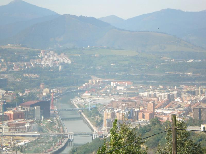 Bilbao, entre el Pasagarri y Archanda