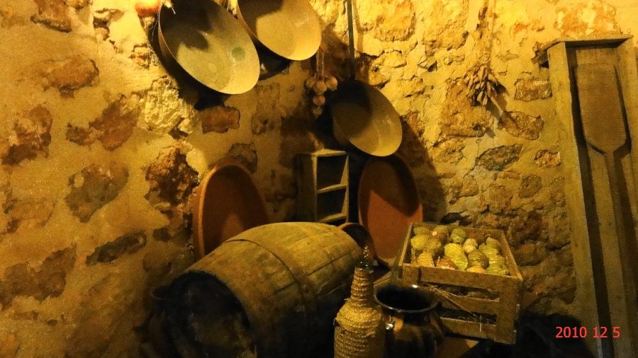 Las cocinas medievales del Castillo de Niebla