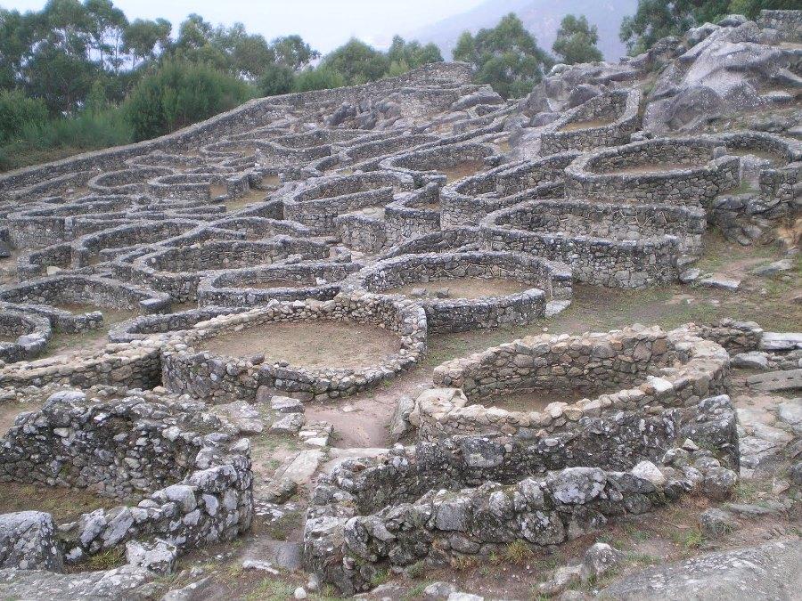 El Castro de Santa Tecla-Tegra en A Guarda