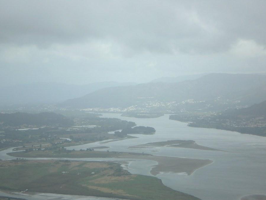 Desembocadura Ría del Miño, Esteiro do Mino