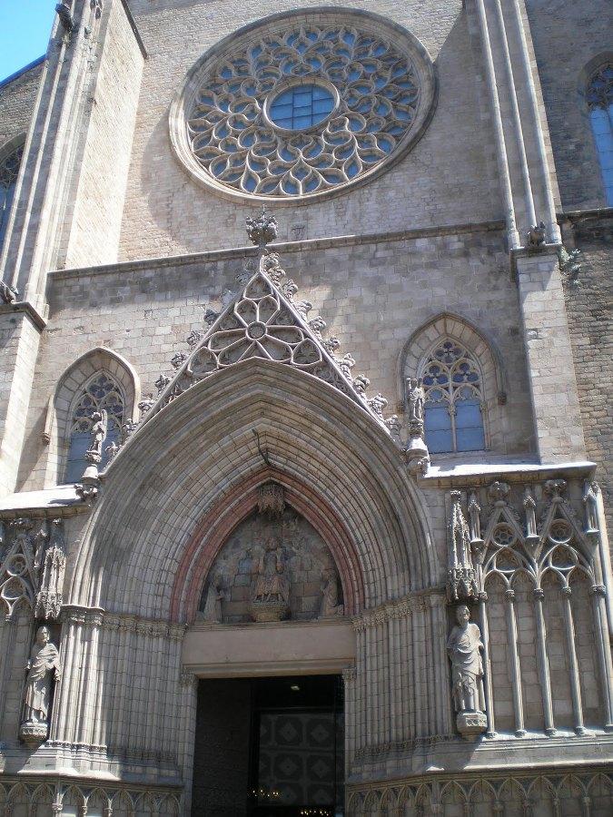 Puerta de Santa Maria del Mar