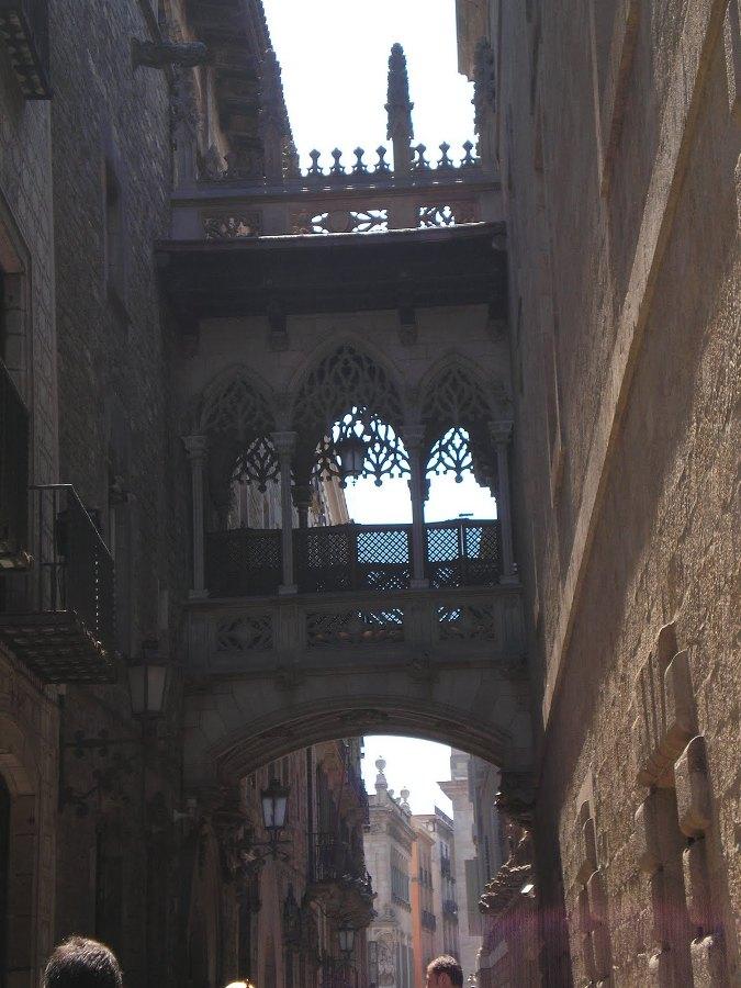 Puente del Arzobispo de Barcelona