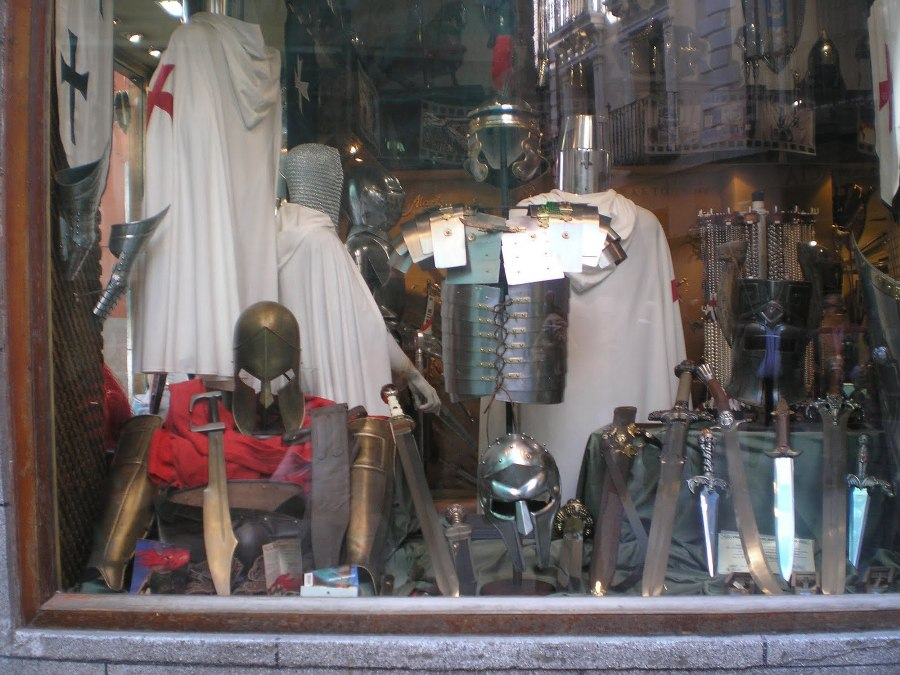 La forja de metales en Toledo