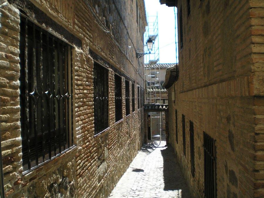Portillo de la Juderia de Toledo