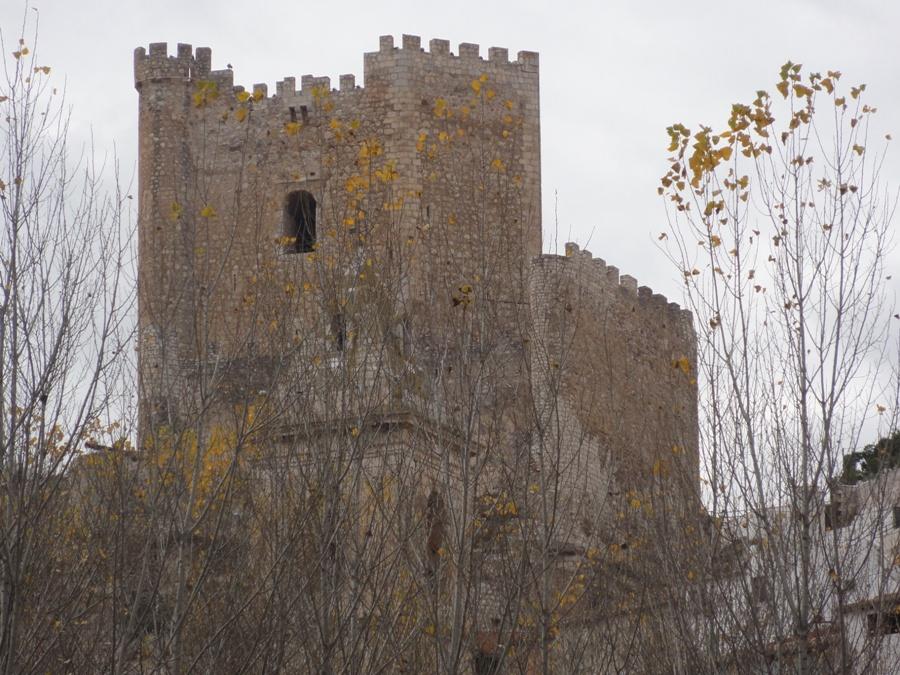 El castillo de Alcalá del Júcar