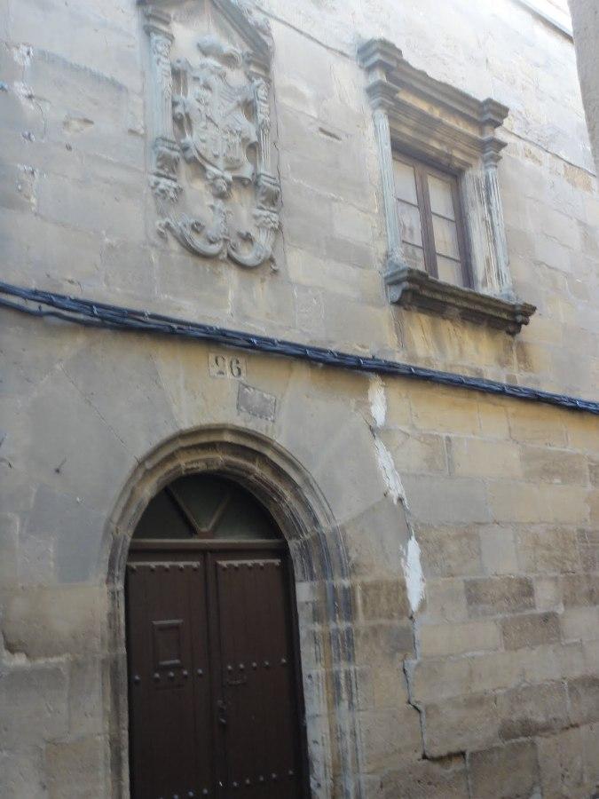 Casa Paternina-Samaniego en Laguardia