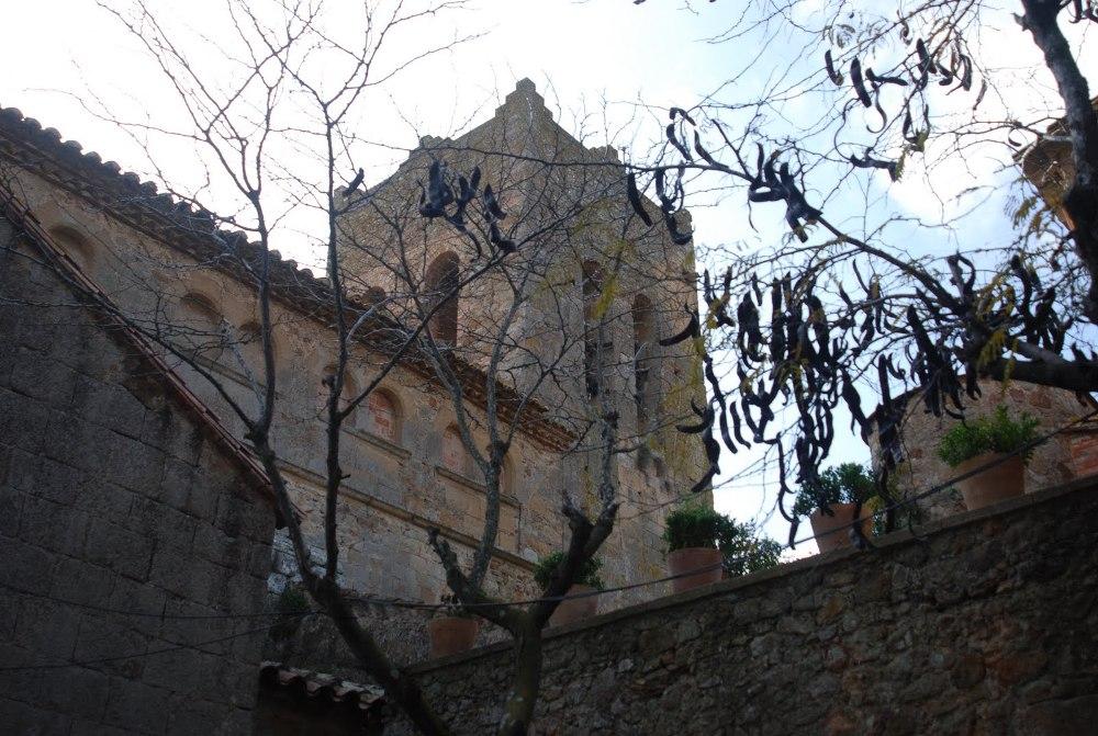 Campanario Sant Pere o San Pedro de Pals