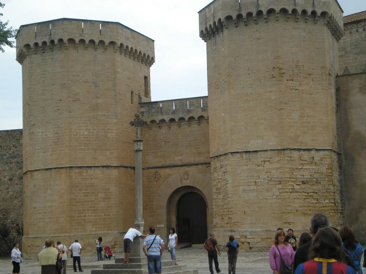 Poblet: la Puerta Real