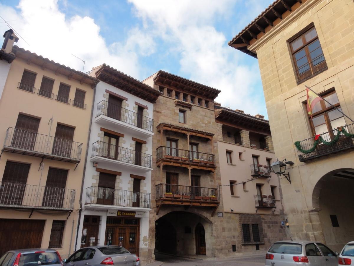 Calle de Mora de Rubielos, Teruel