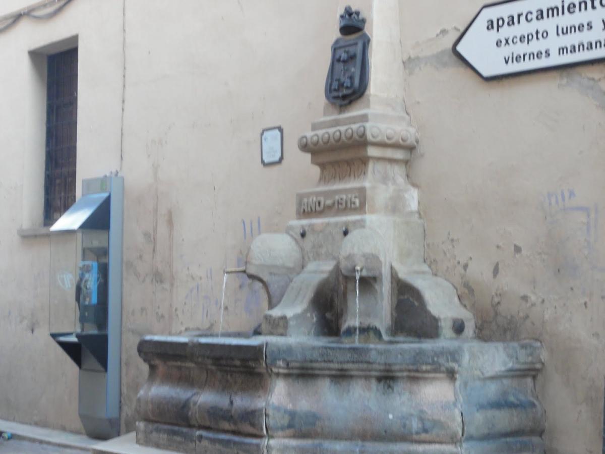 Fuente Publica en Mora de Rubielos