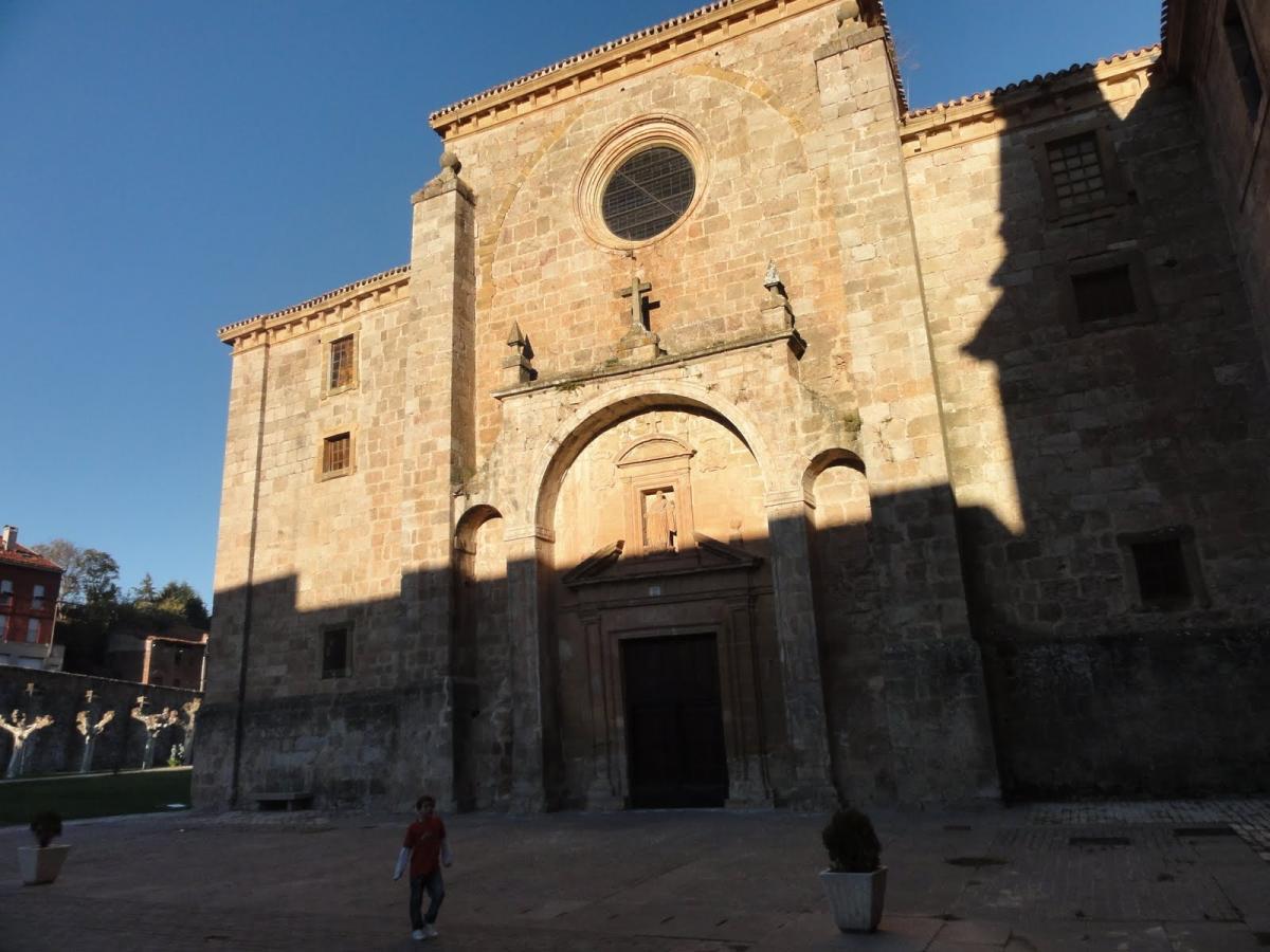 Fachada Iglesia Monasterio Yuso