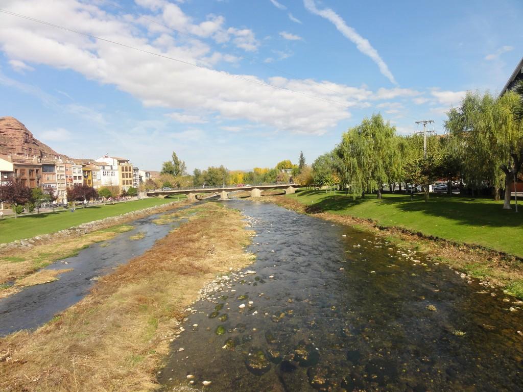 Nájera en el Camino de Santiago Francés