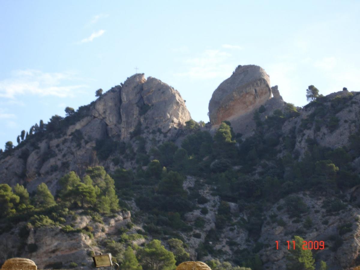 La Montaña de Santa Barbara, Tarragona