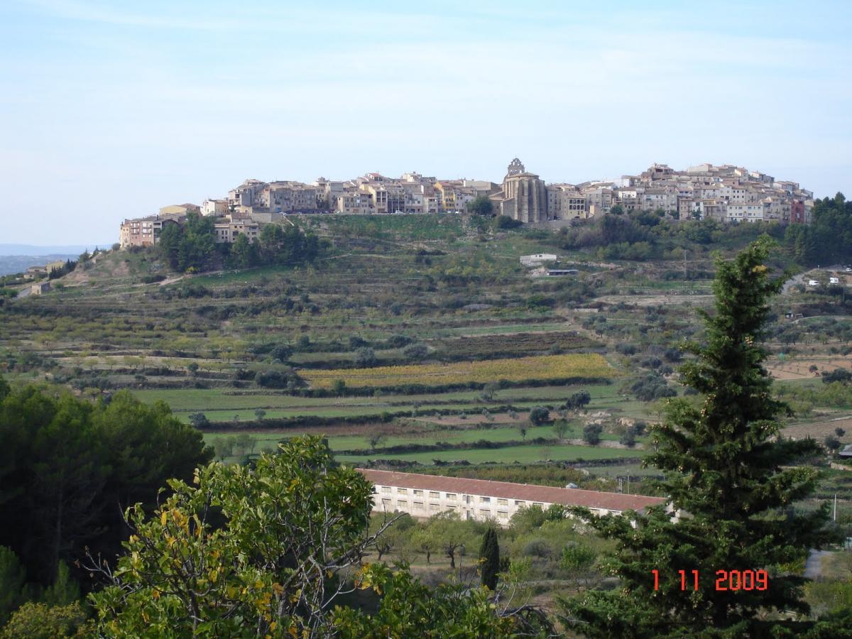 El pueblo de Horta de Sant Joan