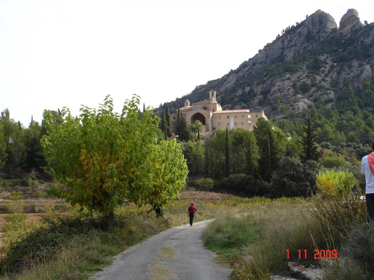 San Salvador de Horta de Sant Joan