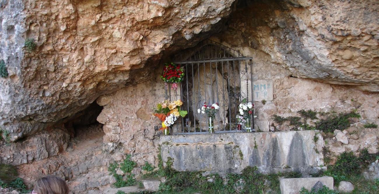 Cueva de San Salvador de Horta de Sant Joan