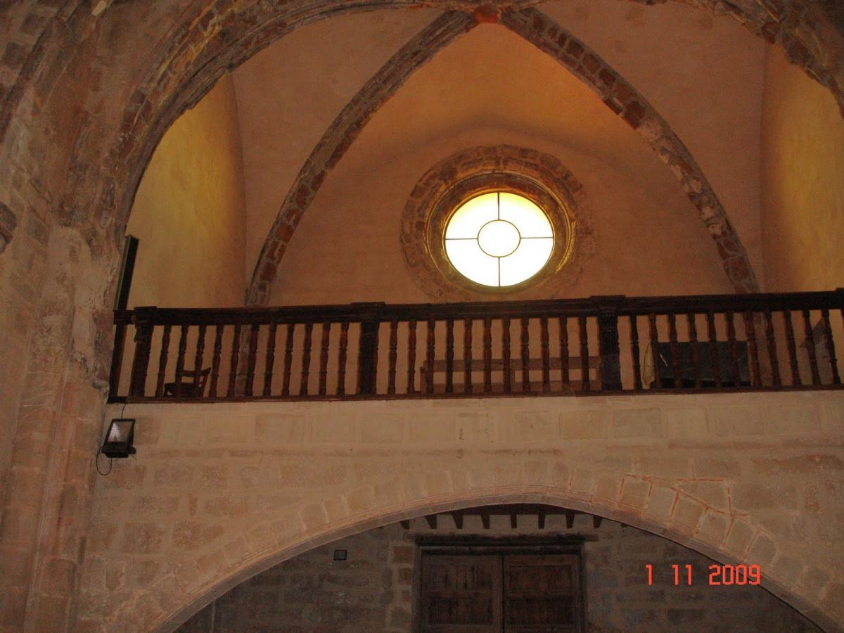 Coro de San Salvador de Horta de Sant Joan