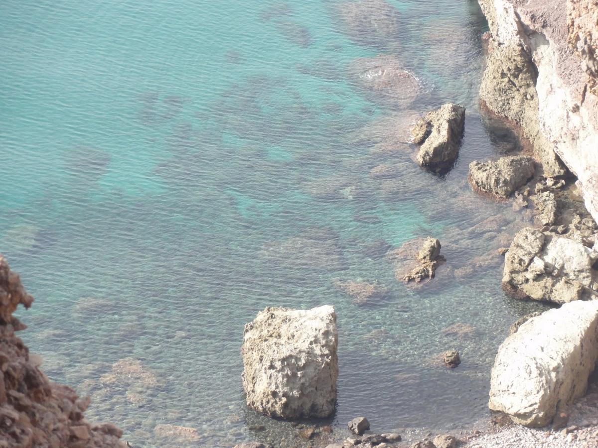 Aguas Cristalinas en el Cabo de Gata-Nijar