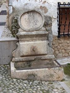 Font de L'Almaguer de Bocairent