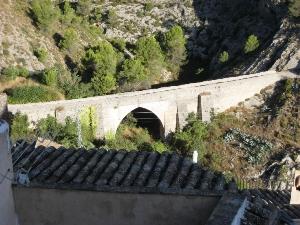 Pont del Sant Crist de Bocairent