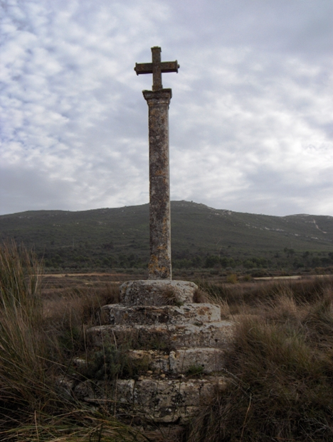Cruz de Sant Antoni de Padua en Bocairent