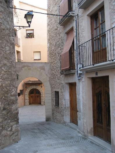 Placeta de Sant Blai de Bocairent