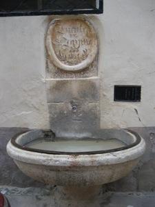 Font de Sant Jaume de Bocairent
