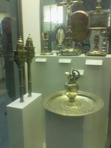 Joyas del Museo de la Catedral de Burgos