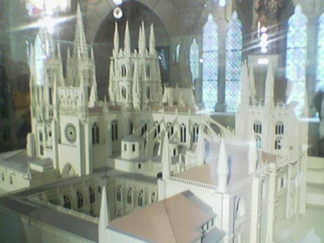 Sala Capitular del Claustro Bajo de la Catedral de Burgos