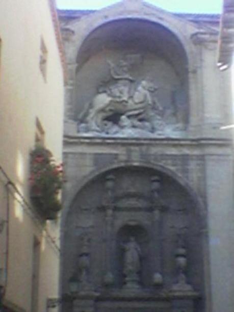 Logroño, Iglesia de Santiago