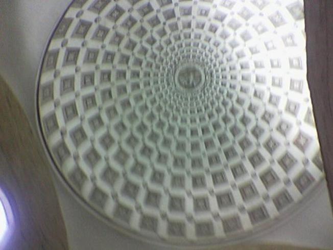 Falsa Cupula del Monasterio de Najera