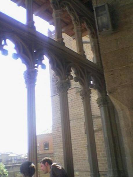 Olite, el Castillo Real, arte