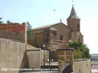 Iglesia parroquial de Sesa