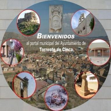 Torrente de Cinca, folleto del ayuntamiento