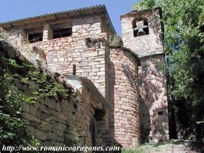 Monasterio de Aurigema en Urmella