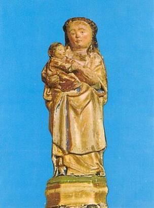 Virgen Bien Aparecida, patrona de Cantabria
