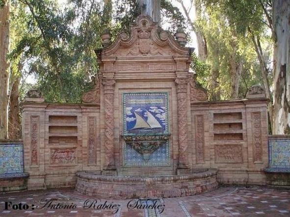 La Glorieta de los Hermanos Álvarez Quintero, Sevilla