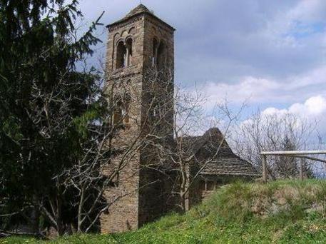 Romànic a Tavernoles: Sant Esteve