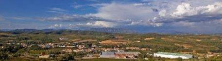 Panoramica de Torrelavit