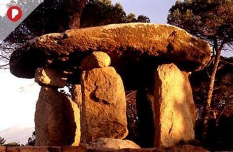 Pedra Gentil patrimoni de Vallgorguina