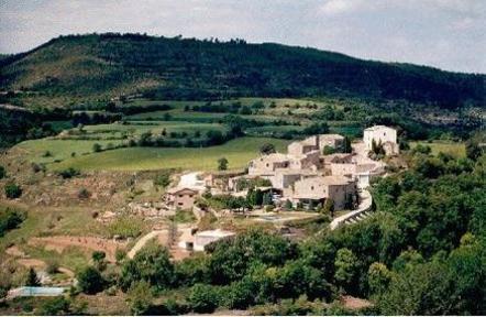 Poble de Veciana, cap de municipi