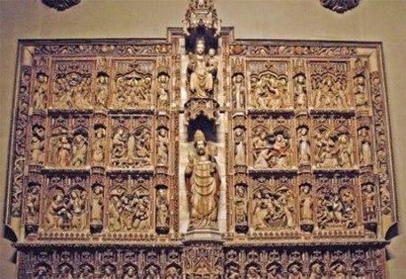 Retaule de La Catedral de Vic