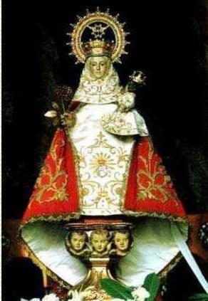 Virgen de Covadonga Principado Asturias
