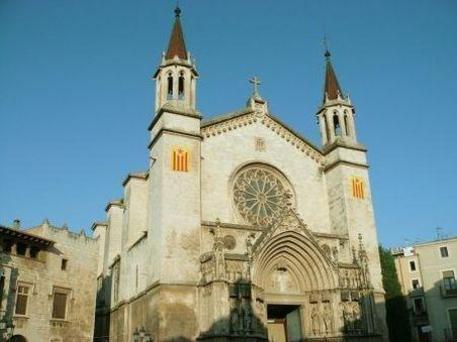 Santa Maria de Vilafranca del Penedes