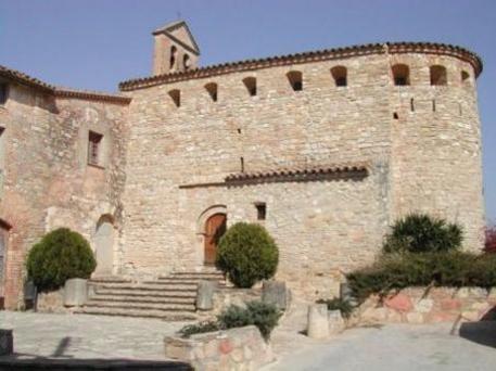 Església Romànica de Sant Salvador,de Vilanova D´Espoia