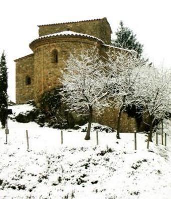L'església de Sant Esteve de Vinyoles