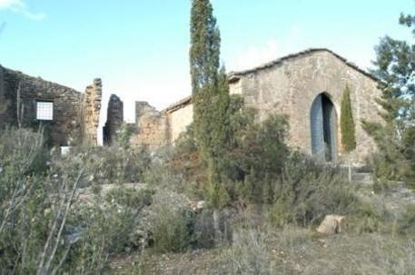 Ermita de Sant Joan d´Algars