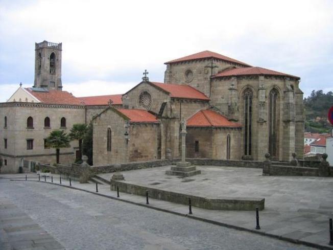 Betanzos Iglesia de San Francisco, s. XIV